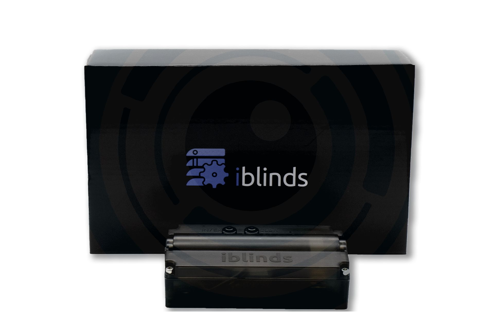 iBlinds boxed